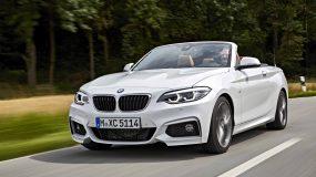 BMW 218d Cabrio