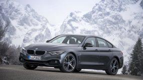 BMW 420d x GranCoupe