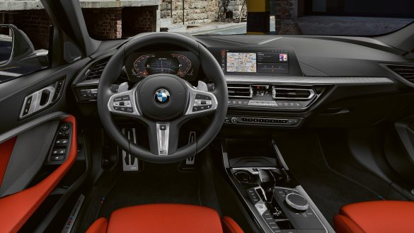 BMW M135i xDrive Cockpit