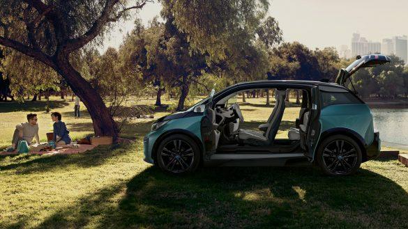 BMW i3 Interieur