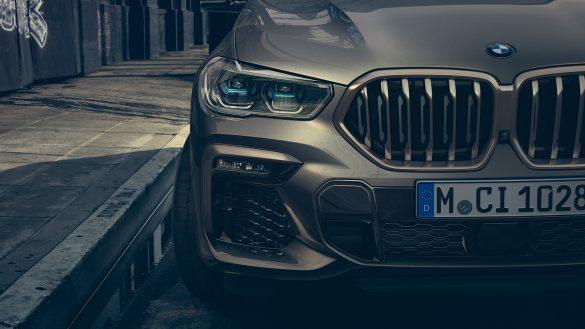 BMW X6 Laserlicht