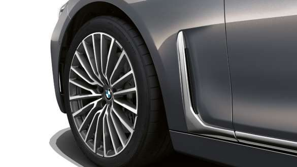 BMW 7er Limousine Air Breather