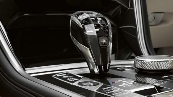 BMW 8er Coupé Glasapplikation 'CraftedClarity'