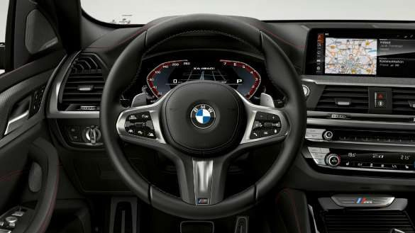 BMW X4 variable Sportlenkung - Lenkrad