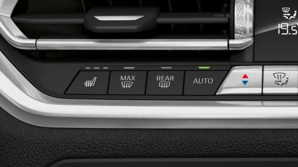 BMW 3er Limousine Automatisierungsfunktionen