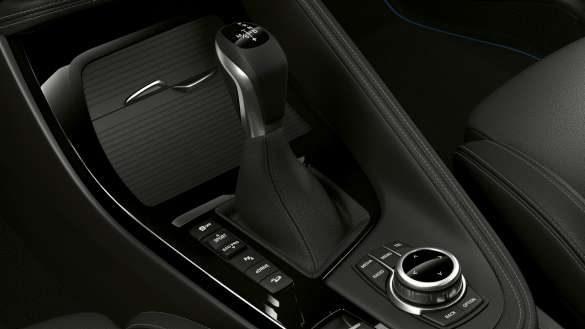 BMW X2 xDrive25e eDrive Modi