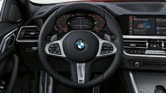 BMW 4er Gran Coupé Sportlenkung